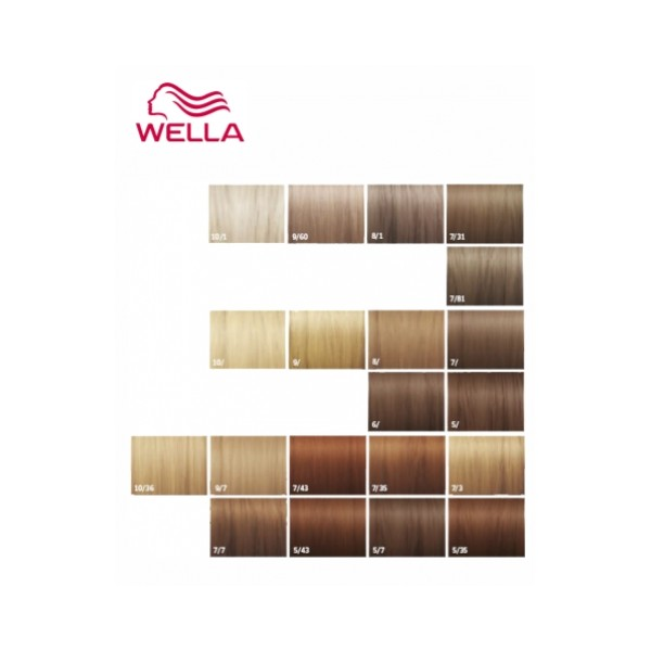 illumina color wella illumina color wella - Illumina Color Wella Nuancier