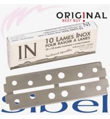 10 Lames Inox
