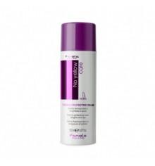 FANOLA NO YELLOW Crème thermoprotectrice longueurs et pointes 150ml